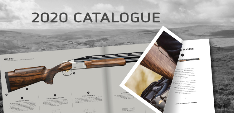 CATALOGUE BROWNING