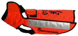 GILET CHIEN, PROTECT HUNTER, ORANGE