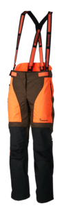 PANTALON, X-TREME TRACKER PRO, VERT-ORANGE