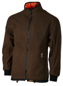 POLAIRE, POWERFLEECE REV ZIPPIN