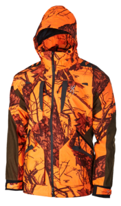 VESTE, XPO LIGHT ZIPPIN, BLAZE ORANGE