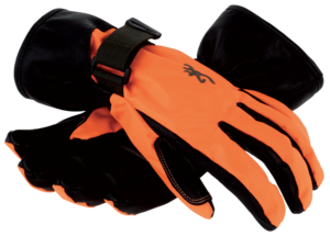 GANTS, X-TREME TRACKER, NOIR ORANGE