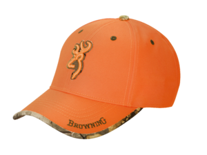 CASQUETTE, SURE SHOT, ORANGE