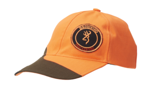 CASQUETTE, TRACKER , ORANGE GREEN