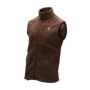 GILET SUMMIT MARRON