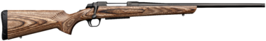 CARABINES A VERROU A-BOLT 3 HUNTER LAMINATED BROWN THREADED