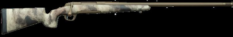 CARABINES A VERROU X-BOLT SF MC MILLAN LONG RANGE ATACS AU CK