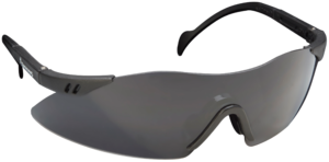 SHOOTING GLASSES, CLAYBUSTER, BLACK